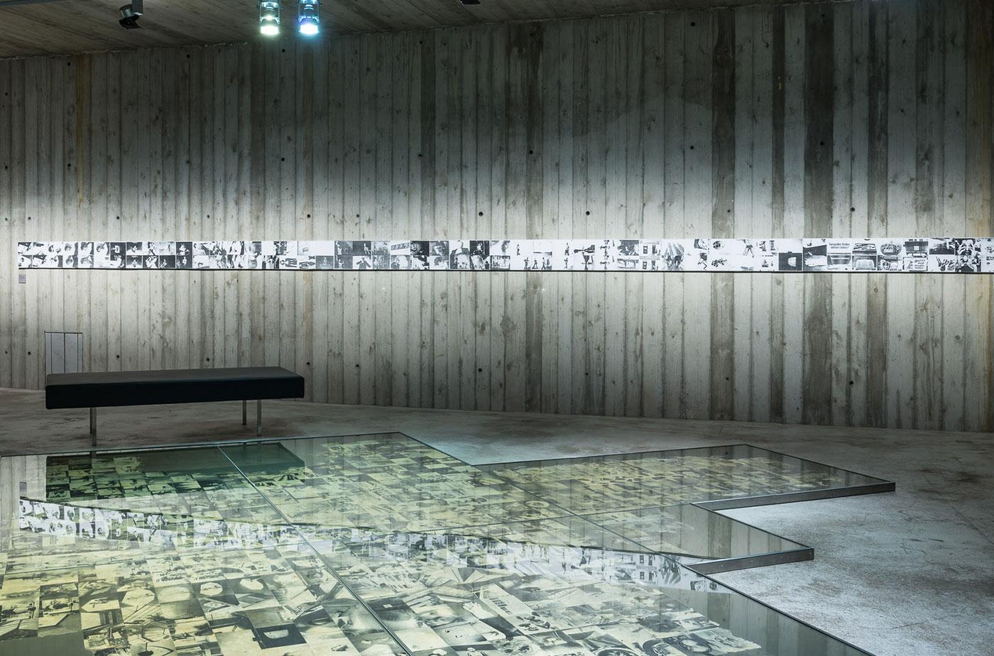 Kippenberger 03: Blick in die Ausstellung