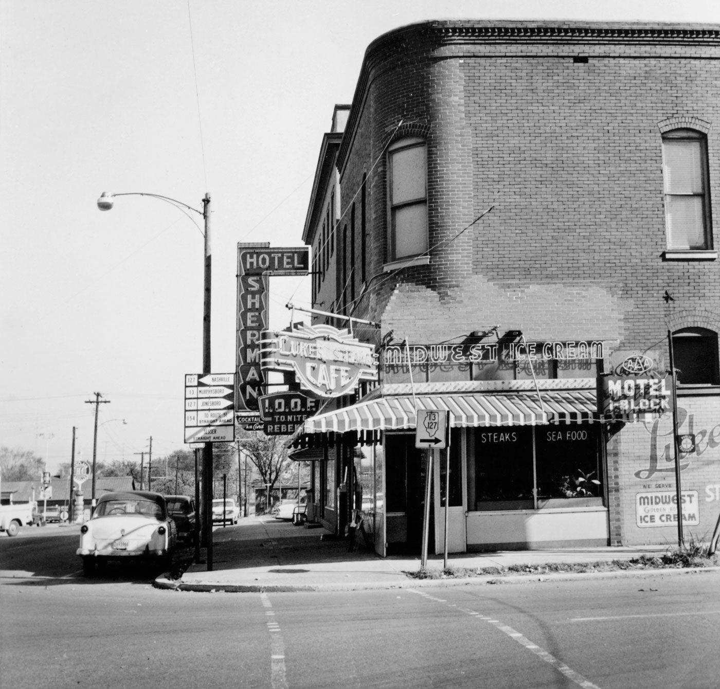 """Mit offenen Augen 14: Max Näder """"Pinckneyville, Illinois"""" (1959)"""