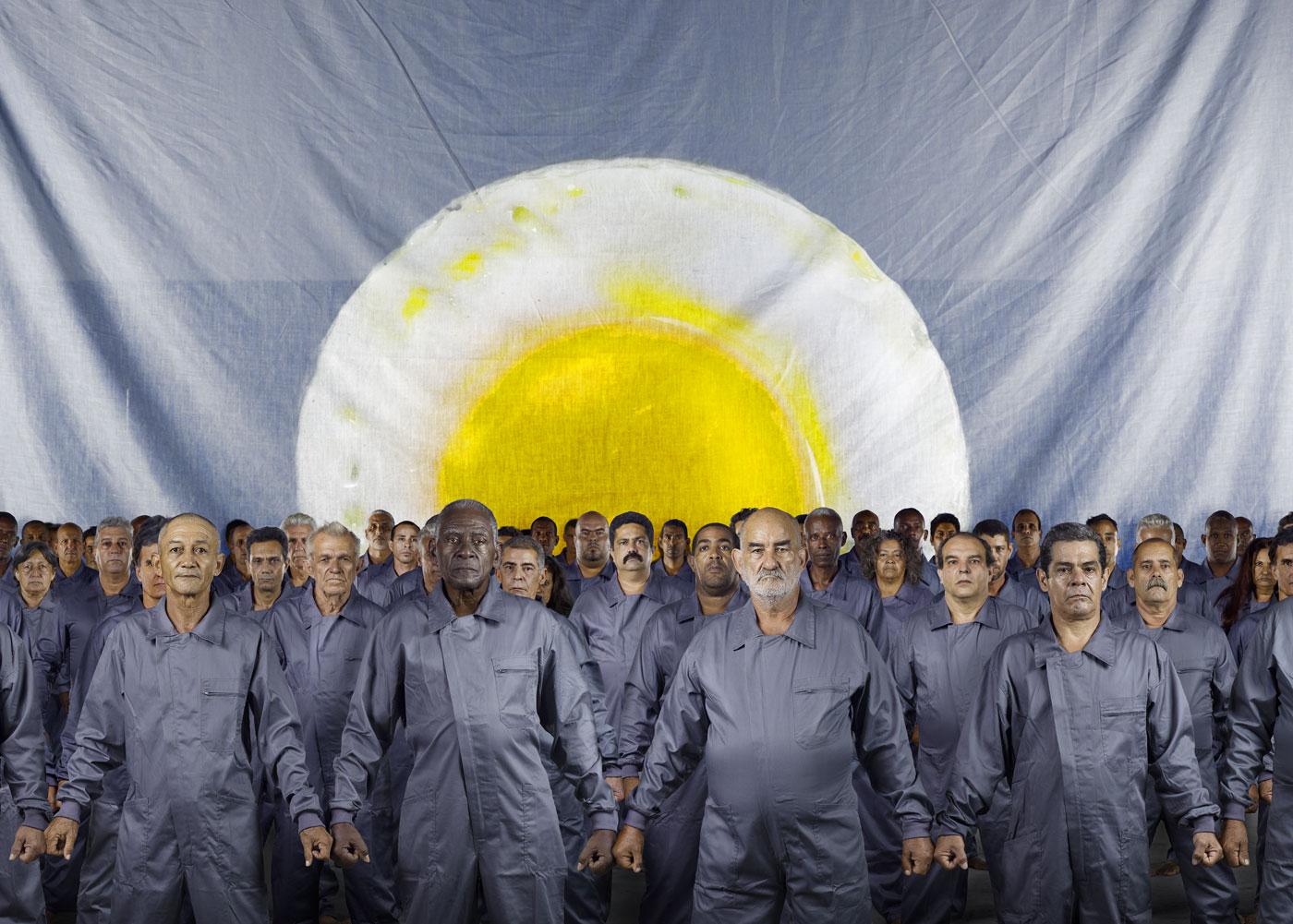 "Rottenberg, Titel: Enrique Rottenberg ""The Big Egg"" (2014)"
