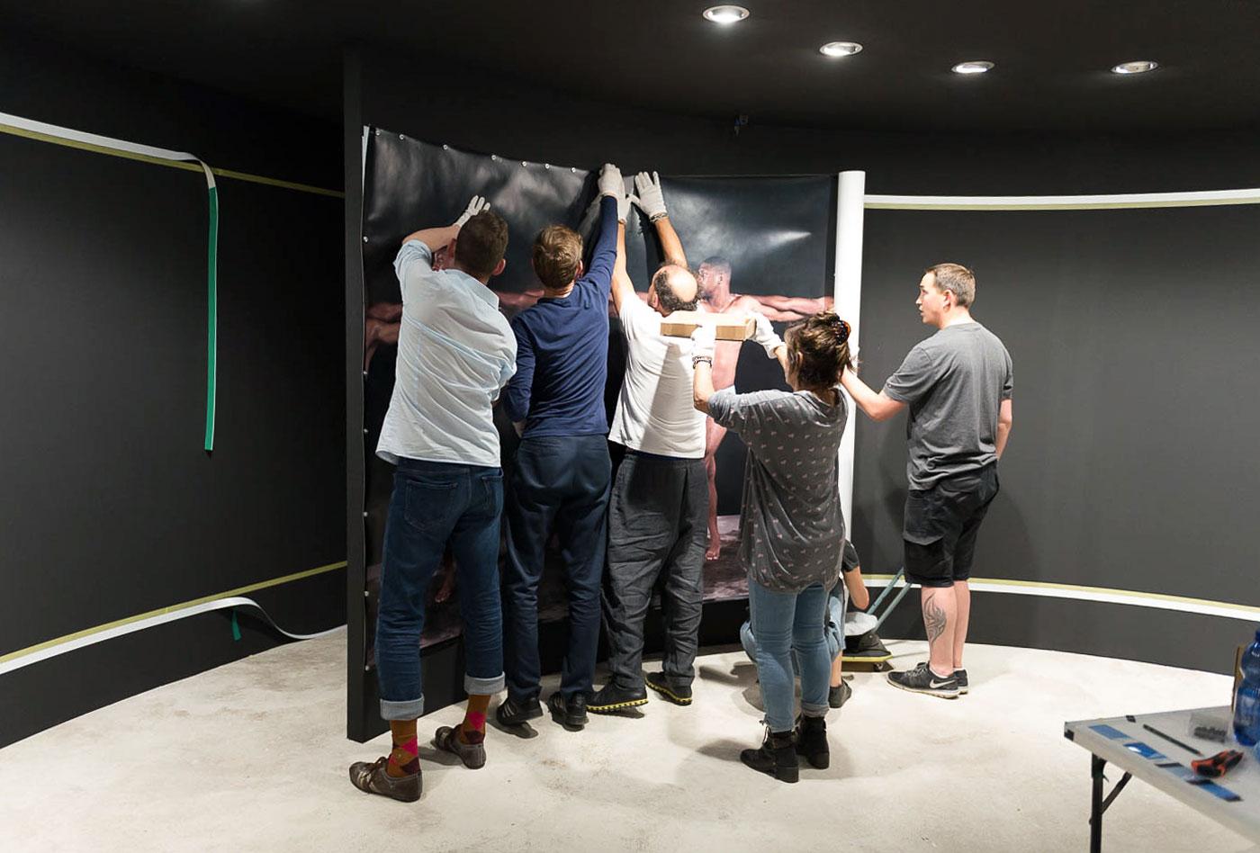Rottenberg – Making Of – 05